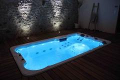Riptide Hydros Swim Spa